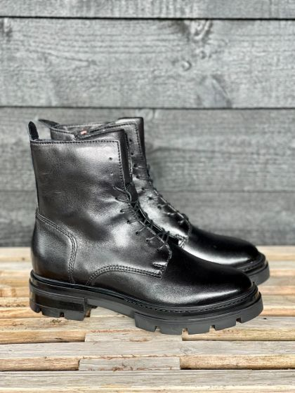 MJUS snørestøvle, M79214, Black