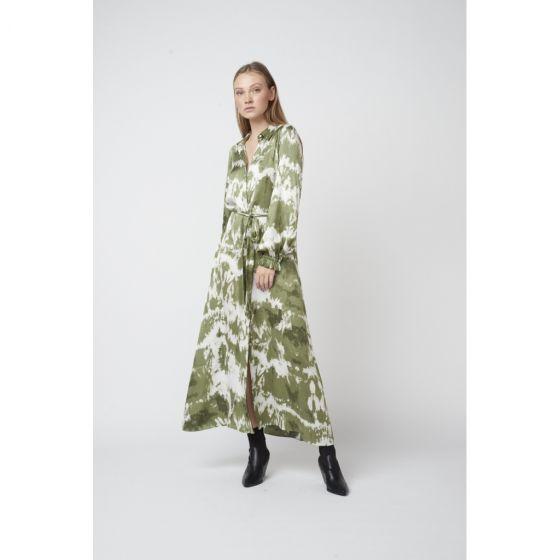Fade Marbelle dress - Fade Artwork, Bruuns Bazaar