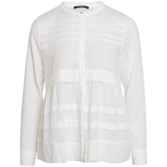 Kathis Napoli shirt - Snow White,  Bruuns Bazaar