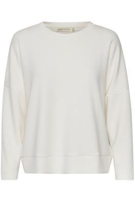 Unita Sweatshirt, InWear, Whisper white