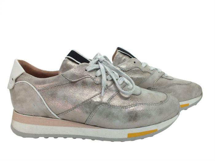 MJUS sneakers, sølv