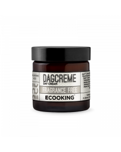 Ecooking Dagcreme Parfumefri, 50 ml