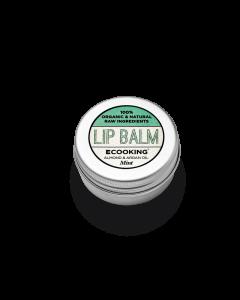 Ecooking Lip balm mint,15 ml