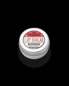 Ecooking Lip Balm Granatæble, 15 ml
