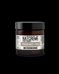 Ecooking Natcreme Parfumefri, 50 ml