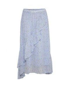 Saga Hilma Skirt, Light sky, INWEAR