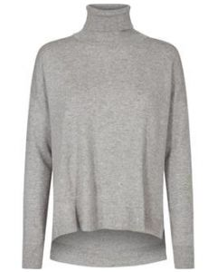 Zrith Rollneck Pullover, InWear, Grey