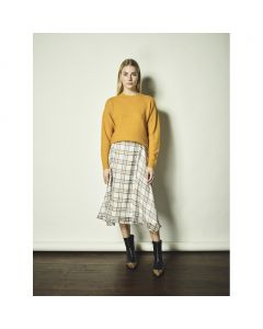 Check Kate Skirt, Bruuns Bazaar