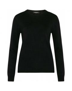Kayla Elise sweater , Bruuns Bazaar - Sort