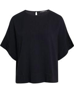 Halah Nini blouse, Bruuns Bazaar, Black