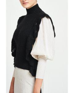 Parisa Esti knit vest, Bruuns Bazaar