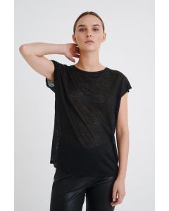 FAYLINN T-SHIRT, InWear, Black