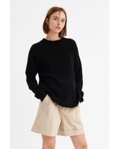 Papina Pullover, InWear, Black