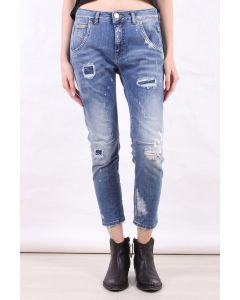 Sexy Woman jeans P8134