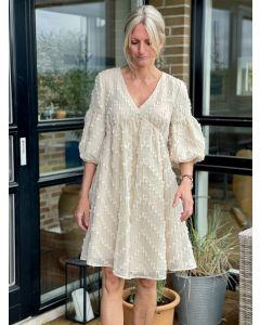 Borage Serine dress - Sandstorm, Bruuns Bazaar