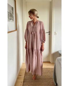 Maxi dress, Pearl & Caviar, S21P0454, Dusty Pink