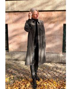 Silja Ilia jacket - Black Check, Bruuns Bazaar