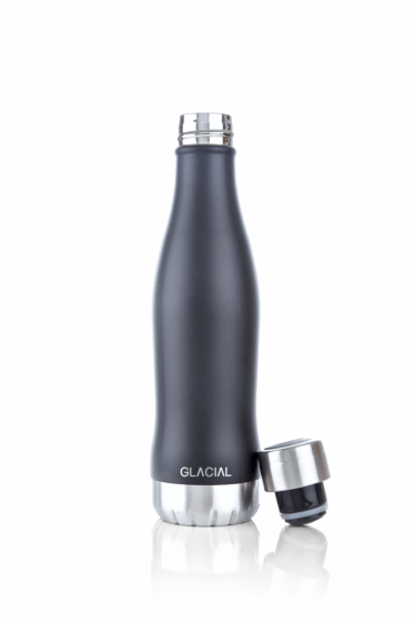 Mat Black, GLACIAL, 400ml