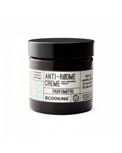 Ecooking Anti-Rødme Creme, 50 ml