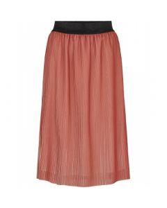 Vote Maliva Skirt - Spicy Red