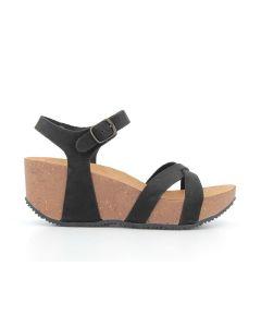 BioNatura Sandal, Fregene 24 Sort
