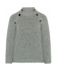 Barbara Fanni sweater - Jade Green