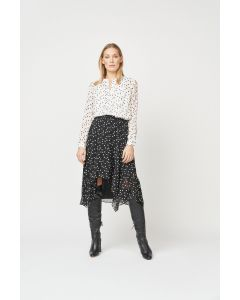 Dotta Marilyn skirt - Black, Bruuns Bazaar