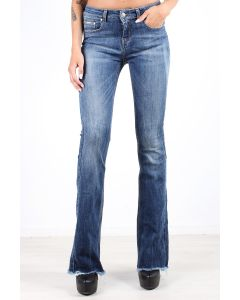 Sexy Woman jeans med vide P7137