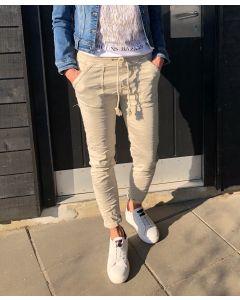 PIRO jeans, PB681A, Beige
