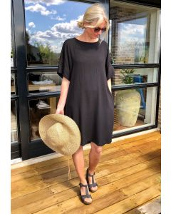 Halah Gigi dress - Sort, Bruuns Bazaar