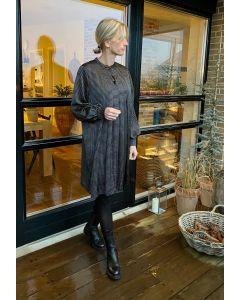 Acacia Arie dress - Black, Bruuns Bazaar