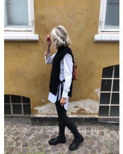 Parisa Aideen vest - Sort, Bruuns Bazaar