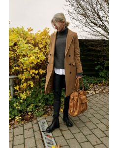 Zelie Classic Coat, InWear