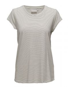 Celestin yarn stripe t-shirt